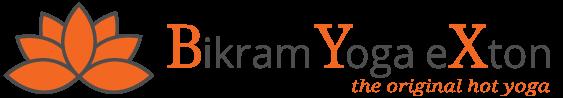 Bikram Yoga Exton Logo